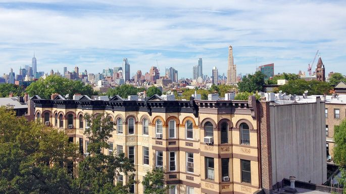 Plenty of housing options in New York... if you can afford it.