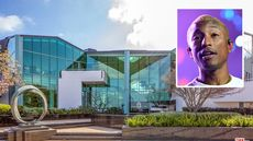 Is It an Office Building? 5 Pertinent Points About Pharrell Williams' L.A. Home