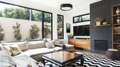 No Gray Area Here: How to Slay the Black-and-White Home Decor Trend