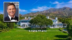 Rob Lowe Relists Magnificent Montecito Mansion for $42.5M