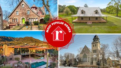 Storybook Tudor With a Secret Garden in Kansas City Is the Week's Most Popular Home