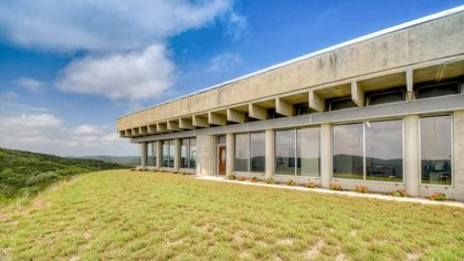 This Brutalist House for Sale in Texas Isn't an Eyesore