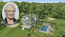 'The Wife' in Westchester: Glenn Close Selling $3.6M Country Estate in New York