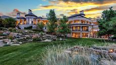 Former Dollar General CEO's 45,000-Square-Foot Mansion Is Built for Entertainment