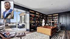 Late Author Tom Clancy's Baltimore Penthouse To Be Auctioned With No Reserve Price