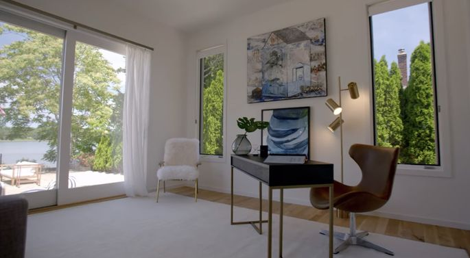 Think of the home staging fee as an investment.