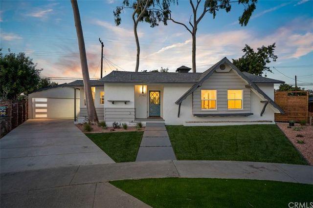 Lakewood, CA home exterior