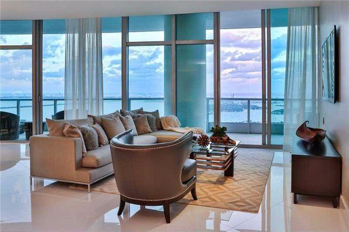 Durant's former condo in Miami, FL
