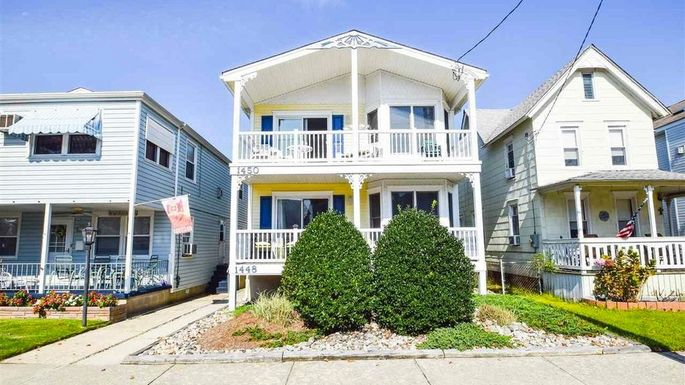 Ocean city townhome