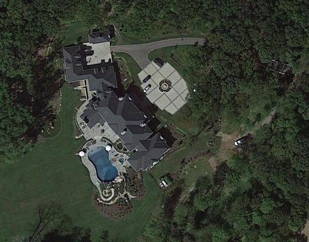 Ben's home