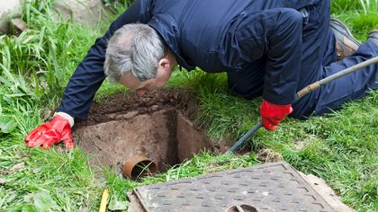 Got a Drain Clog in a Main Sewer Line? How To Clean It Out (Without a Plumber)