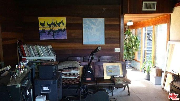 Former recording studio