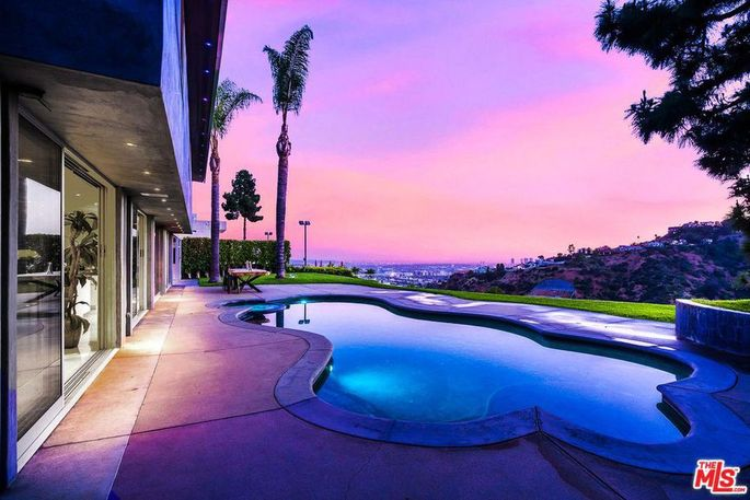 Nick Cassavetes' Hollywood Hills home
