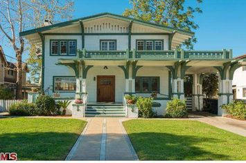 Norman Rockwell's Wedding House Sells in L.A. Area