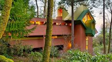 Portland's Rosenthal Residence Awaits a Buyer Who Loves Organic Style