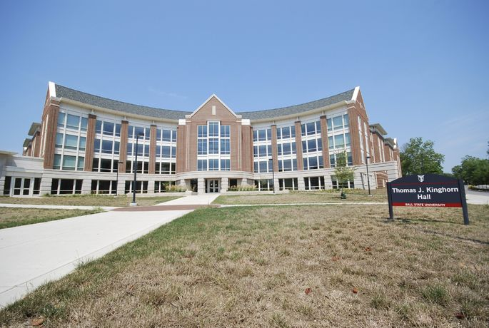 Ball State University in Muncie, IN