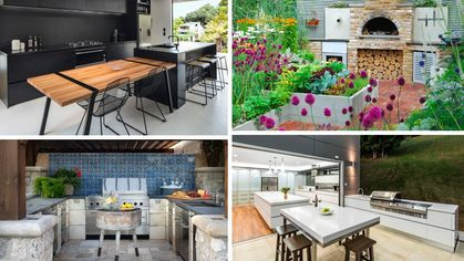 Alfresco Favorites: The Hottest Outdoor Kitchen Trends of 2019