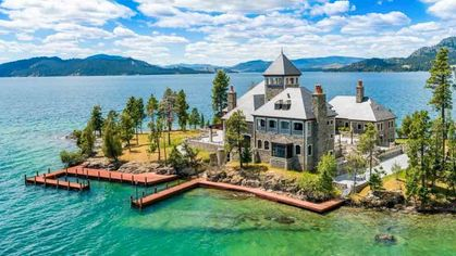 Drop Anchor Here:  10 Private Islands You Can Buy Right Now