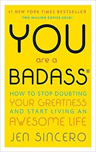 Stop doubting your greatness and read this book!