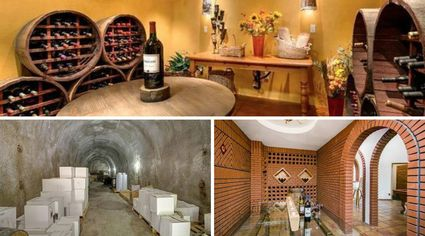 Swirling and Sipping in Style: 7 Homes With Their Own Wine Caves