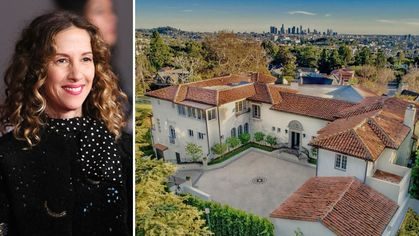 Late Movie Producer Allison Shearmur's $10.5M Los Feliz Home for Sale