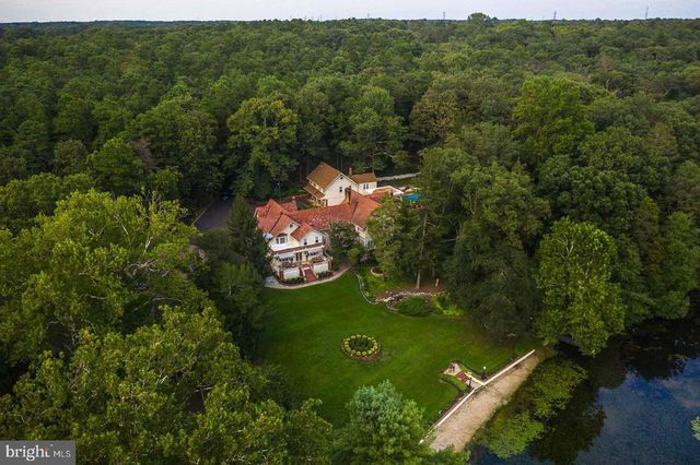 Overhead of estate in Berlin, NJ