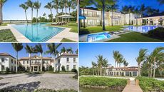 Neighboring Estates in Palm Beach Top the Most Expensive New Listings