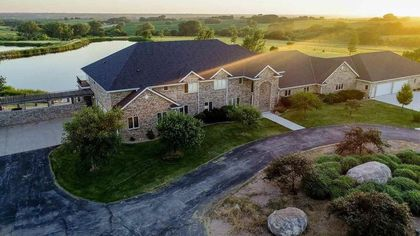 Nebraska's Most Expensive Home Ready To Generate Its Own Income