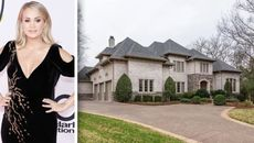 Carrie Underwood Selling Tennessee Mansion Where She Had a Terrible Fall