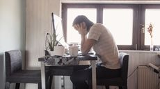 6 Ergonomic Mistakes to Avoid in Your Home Office, Now That We're Working Remotely for the Long Haul