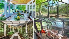 Green With Envy: 7 Homes With Greenhouses to Make Your Garden Grow