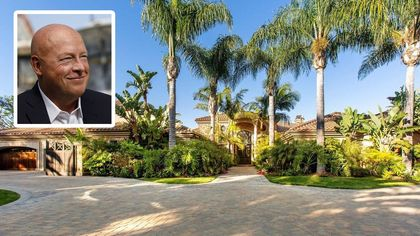 New Disney CEO Bob Chapek Selling $3.5M Ventura County Home