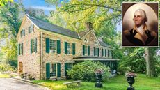 George Washington Was Near: 10 Properties Associated With the Founding Father