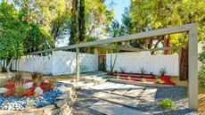 Rare Mid-Century Modern 'Living-Conditioned Home' for Sale in Northridge, CA