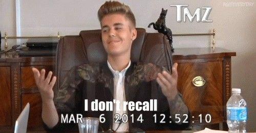 Justin Bieber Forget