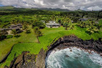 Pat Benatar's Oceanfront Home in Hana, Maui Goes on the Market