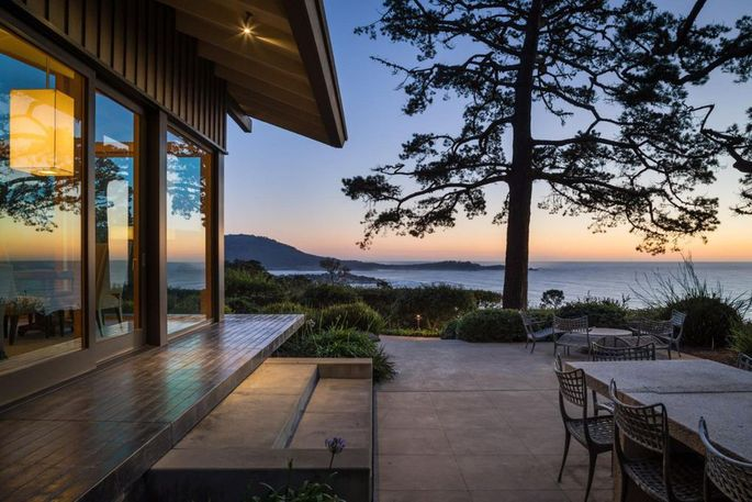 Jim Crane's Pebble Beach retreat