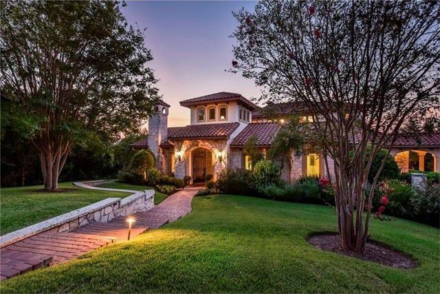 Kellen Winslow II's Austin home