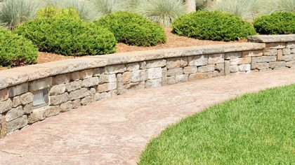 How to Build a Retaining Wall: A Landscaping Idea You'll Love