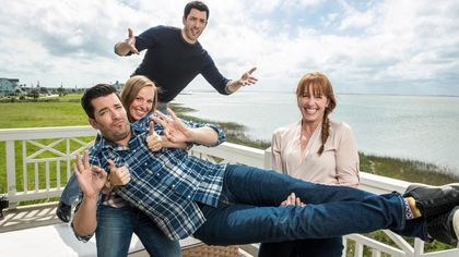 The Property Brothers' Best Deck Ideas to Get the Party Started