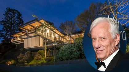 James Woods Selling Marvelous Mid-Century Modern Home in Hollywood Hills