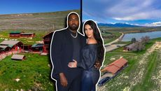 Kanye West Is Building the Most Bizarre Garden Ever