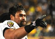 Now a Lion, Defensive Tackle Haloti Ngata Is Flying Away From His Ravens Nest