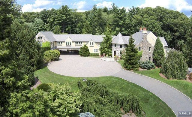 Rosie O'Donnell's estate in New Jersey