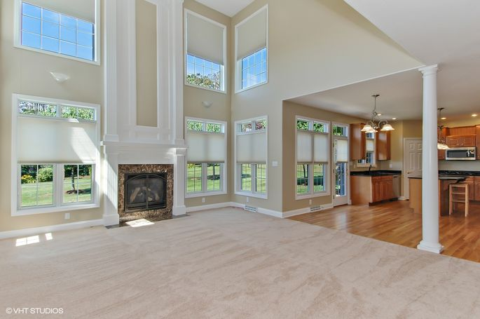 before an unfurnished room can turn off potential home buyers - How To Stage Your Home