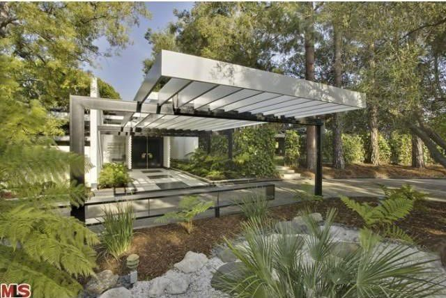 The Brody house, which Sean Parker bought for $37 million