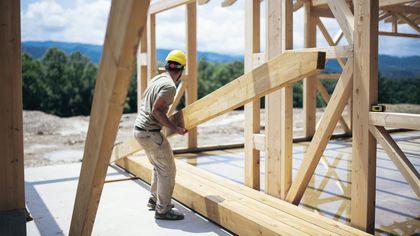 New-Home Construction Rebounds as America Faces Dire Housing Shortage