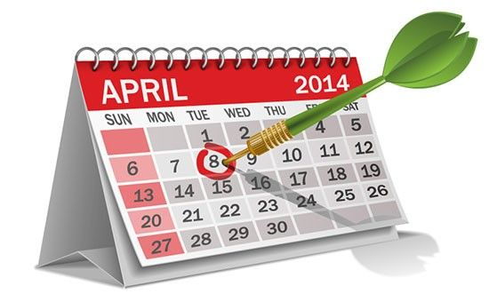 The time of year may be a factor when deciding a move date.