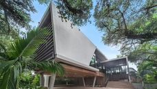 Sublime in the Sunshine State: Miami Mansion Flips the Script on Traditional Architecture