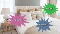 10 Best Bedroom Improvement Projects Based on How Much Time You Have